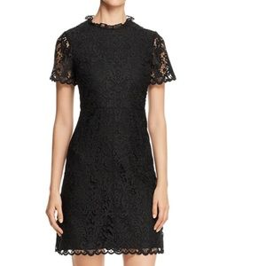 kate spade New York 8  tapestry lace a-line dress